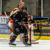 "Braehead Clan fall to a 2-3 defeat (in overtime) by the Sheffield Steelers in Challenge Cup action on   ,27 October , Picture: Al Goold ( <a href=""http://www.algooldphoto.com"">http://www.algooldphoto.com</a>)"