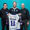 "Glasgow Clan players and sponsors visit The Experience on 10 December , Picture: Al Goold ( <a href=""http://www.algooldphoto.com"">http://www.algooldphoto.com</a>)"