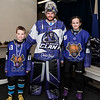 "Glasgow Clan - 5 (Pitt x 2, Connolly, Gratton, Beca)<br /> Coventry Blaze - 4 (Nikiforuk, Ainsworth, Joyaux, Hache)<br />  at Braehead Arena on  ,10 November 2018, Picture: Al Goold ( <a href=""http://www.algooldphoto.com"">http://www.algooldphoto.com</a>)"