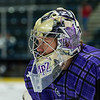 """Glasgow Clan defeat their derby rivals the Fyfe Flyers 2-1 in their homecoming game after 5 weeks on the road  ,5 October 2018, Picture: Al Goold ( <a href=""""http://www.algooldphoto.com"""">http://www.algooldphoto.com</a>)"""