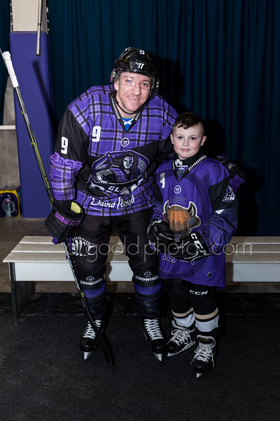 "Glasgow Clan defeated 2-3 by Fife Flyers in their final regular season home game<br /> at Braehead Arena on 30 March , Picture: Al Goold ( <a href=""http://www.algooldphoto.com"">http://www.algooldphoto.com</a>)"