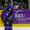 "Glasgow Clan defeat the MK Lightning 6-4 in EIHL League action  at Braehead Arena on  ,27 October 2018, Picture: Al Goold ( <a href=""http://www.algooldphoto.com"">http://www.algooldphoto.com</a>)"
