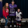 "Glasgow Clan defeat the Dundee Stars 5-1 and move to 3rd position in the EIHL, and win the 2018-19 Gardiner Conference for the 5th time in 7 years, at Braehead Arena on   ,12 February , Picture: Al Goold ( <a href=""http://www.algooldphoto.com"">http://www.algooldphoto.com</a>)"