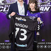 """Glasgow Clan defeatCoventry Blaze 4-2 at Braehead Arena on  ,30 November 2018, Picture: Al Goold ( <a href=""""http://www.algooldphoto.com"""">http://www.algooldphoto.com</a>)"""