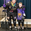"""Glasgow Clan defeat the Fife Flyers 3-2 in their EIHL Pride week home game, <br /> at Intu Braehead Arena on 26 January 2020.<br /> Picture: Al Goold ( <a href=""""http://www.algooldphoto.com"""">http://www.algooldphoto.com</a>)"""