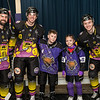 "Glasgow Clan defeat Manchester Storm 3-2 in EIHL League action at Intu Braehead Arena on 8 February 2020.<br /> Picture: Al Goold ( <a href=""http://www.algooldphoto.com"">http://www.algooldphoto.com</a>)"
