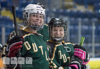Nottingham Outlaws Christmas Scrimmage 30/12/2016