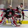 "Paisley Pirates defeat Aberdeen Lynx 2--0 in the SNL Scottish Cup Semi Final on   ,13 March , Picture: Al Goold ( <a href=""http://www.algooldphoto.com"">http://www.algooldphoto.com</a>)"