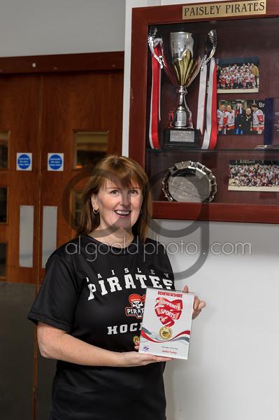 Paisley Pirates v Edinburgh Capitals (SNL)