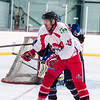 "Paisley Pirates defeat Kirkcaldy Kestrels 4-2 on  to take the league decider to the final game of the season against Dundee Comets, home game held at Auchenharvie due to Braehead ice plant problems, on 14 April , Picture: Al Goold ( <a href=""http://www.algooldphoto.com"">http://www.algooldphoto.com</a>)"