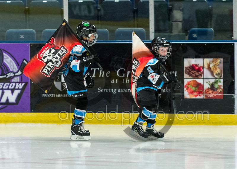 "Paisley Pirates defeated at home 1-7 by Dundee Comets at Braehead Arena on  ,11 November 2018, Picture: Al Goold ( <a href=""http://www.algooldphoto.com"">http://www.algooldphoto.com</a>)"
