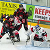 """Paisley Pirates defeat Murrayfield Racers 5-0 in the SNL Play Off final and are 2018-19 Champions in tonights game at<br /> at Dundee Ice Arena on 31 March , Picture: Al Goold ( <a href=""""http://www.algooldphoto.com"""">http://www.algooldphoto.com</a>)"""