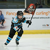 "In their opening home match of the 2018-19 season, Paisley Pirates draw 4-4 with North Ayr Wild at Braehead Arena on  ,14 October 2018, Picture: Al Goold ( <a href=""http://www.algooldphoto.com"">http://www.algooldphoto.com</a>)"
