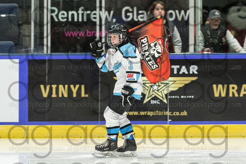 "Paisley Pirates fall to a 3-6 defeat at the hands of North Ayr Wild at Braehead Arena on 10 November , Picture: Al Goold ( <a href=""http://www.algooldphoto.com"">http://www.algooldphoto.com</a>)"