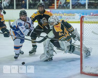 Peterborough Islanders v Chelmsford Warriors 31/10/2015