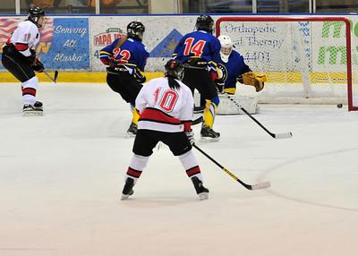 ©AWG2014-Mar-19-2014/Nunavut-vs-Yukon/Hockey/Photo by Ashley Nicole Taylor