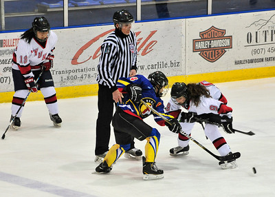 ©AWG2014-Mar-19-2014/Nunavut-vs-Yukon/Hockey/Photo by Ashley Nicole Taylor