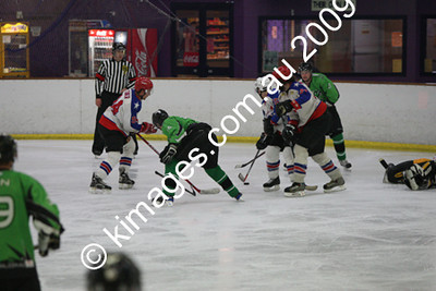 Semi - Raptors Vs North Stars 19-9-09_0606