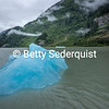 Blue, Blue Iceberg, Shakes Lake