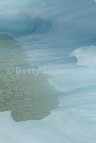 Iceberg Edge, Stikine Lake