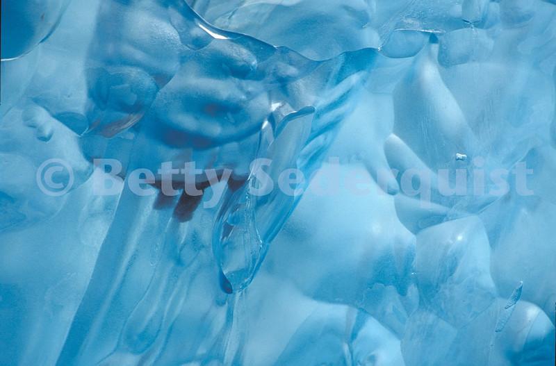 Iceberg Abstract
