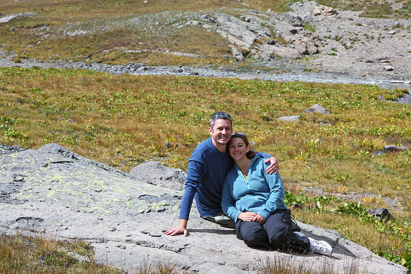 Us at 12,500 ft