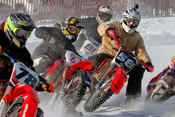 Sturbridge Ice Races 1/8/2017