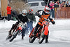 It's been a strange winter so far but finally we have some ice. The first session of the Sturbridge Ice Races was held on Sunday, February 3, 2019 under mild weather conditions with a large field of racers and many spectators who enjoyed some very spirited competition.<br /> Sturbridge Ice Races 2/3/2019