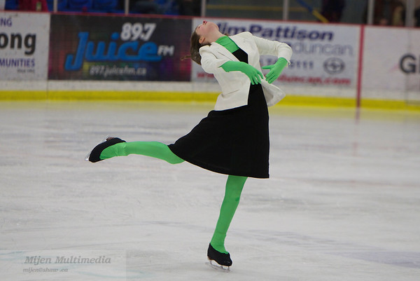 "03-03-16 Duncan Skate Club ""Wicked"" Dress rehearsal"