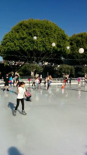 ice skating 2014