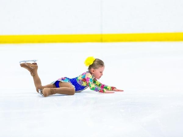 Que se passe-t-il si vous n'aiguisez pas votre patin - chute