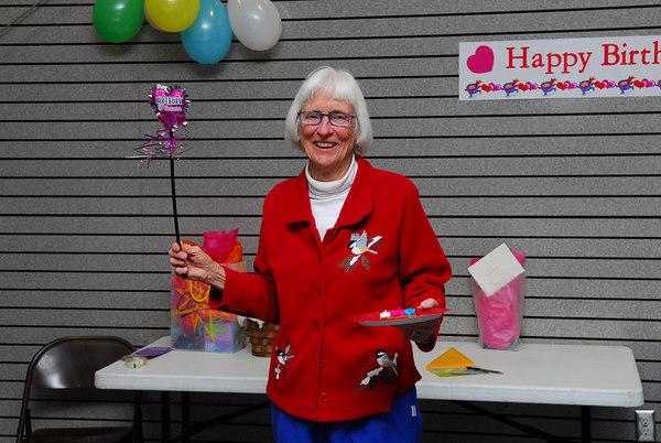 Joan's 75th Birthday