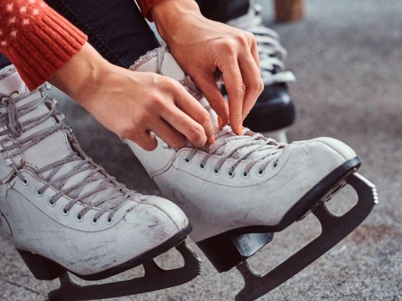 Figure skates care