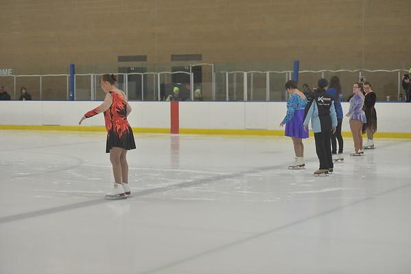 Special Olympics Skating 2015