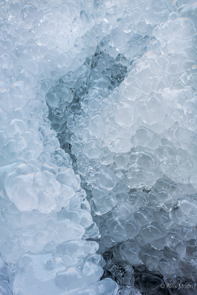 Ice Forms № 4