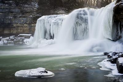 Winter's Falls