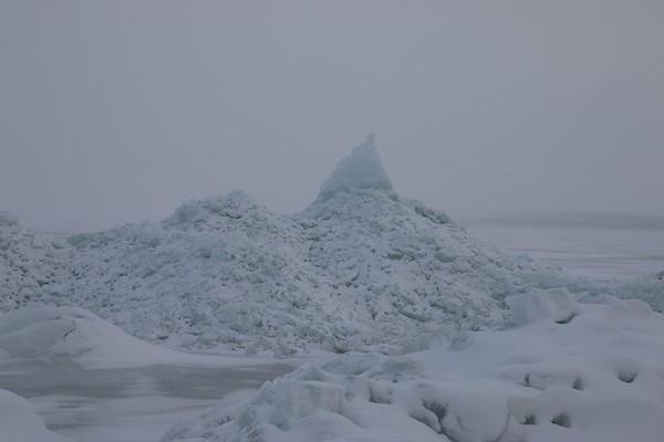 ice shoves