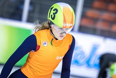 Nederlands Kampioenschap Shorttrack Amsterdam 2017