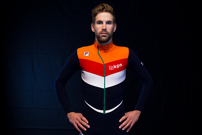 Portraits Dutch Shorttrack selection