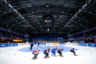 ISU World Cup Shorttrack Dordrecht 2020 - Friday