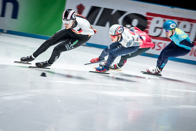KPN World Championship Shorttrack Rotterdam
