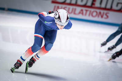 KPN World Championship Shorttrack Rotterdam