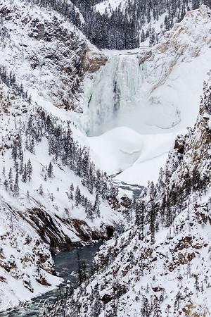 """""""Frozen Falls"""""""