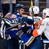 NHL 2019: Flyers vs Blues Apr 04