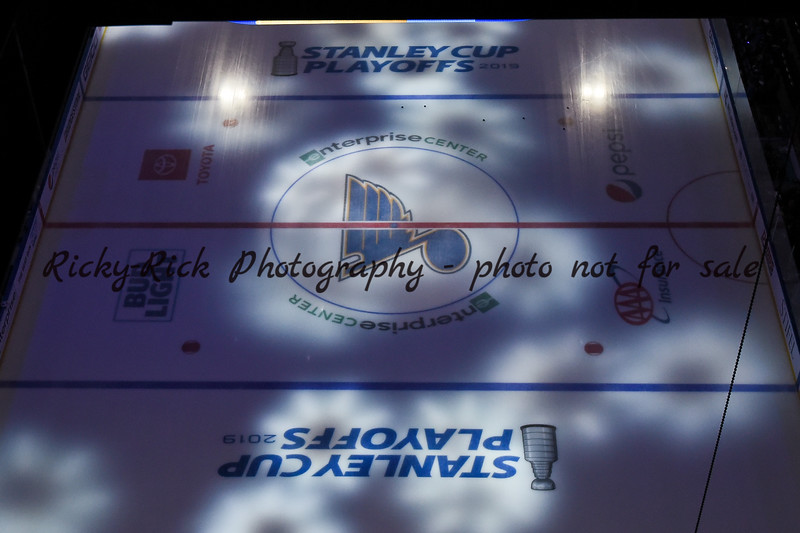 NHL 2019: Stars vs Blues May 03