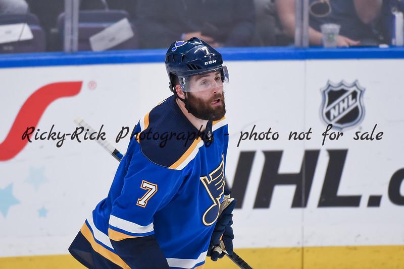 NHL 2019: Sharks vs Blues May 17