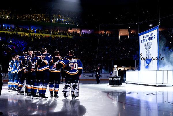 2019-10-02 - St. Louis Blues vs Washington Capitals
