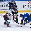 NHL 2019: Avalanche vs Blues Oct 21