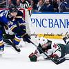 NHL 2019: Wild vs Blues Oct 30