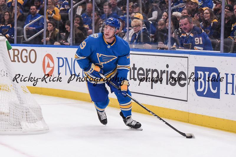 NHL 2019: Mapleleafs vs Blues Dec 07